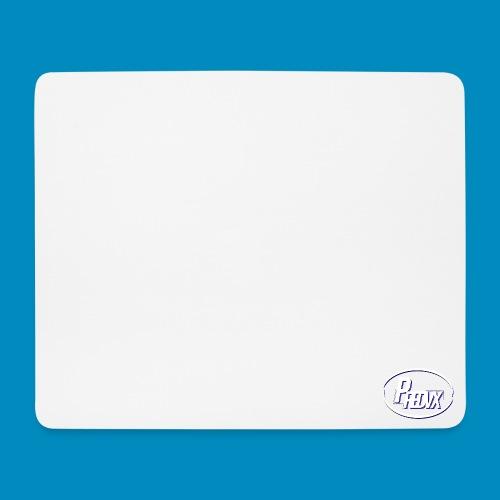 Predvx Mouse Pad | WHITE | - Muismatje (landscape)