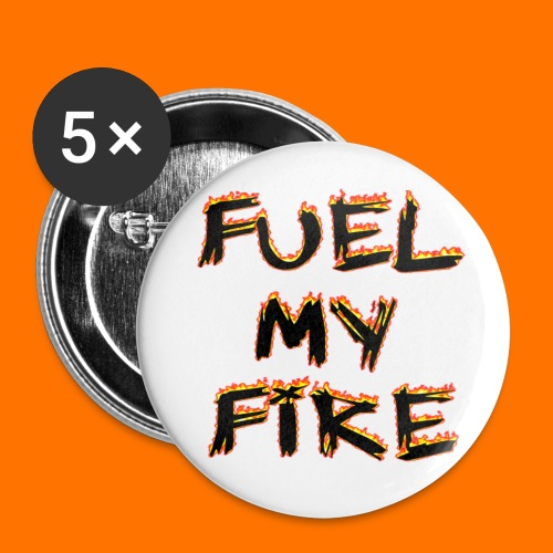FMF Buttons x5 - Buttons small 25 mm