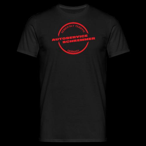 Seriously - Männer T-Shirt