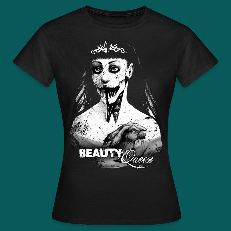 Beauty Queen - Frauen T-Shirt