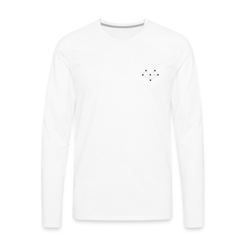 federal jewel.co double side tee  - Men's Premium Longsleeve Shirt