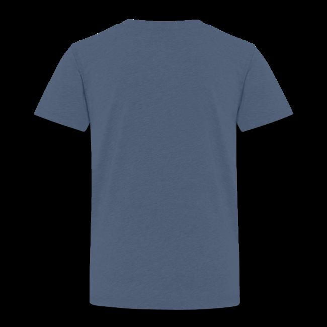 Kinder Premium T-Shirt Einer für alle...