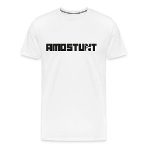 Amostunt t-shirt - Premium-T-shirt herr