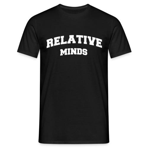 Relative Minds 2016 - T-Shirt - Mannen T-shirt