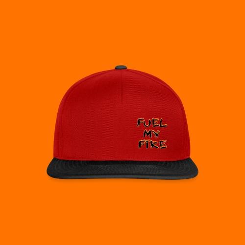 FMF Snapback (red) - Snapback Cap