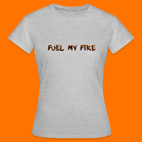 FMF Logo Women's t-shirt (grey) - Women's T-Shirt