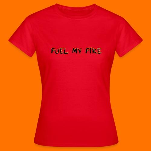 FMF Logo Women's t-shirt (red) - Women's T-Shirt
