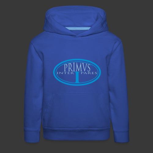 PRIMUS INTER PARES - Kinder Premium Hoodie