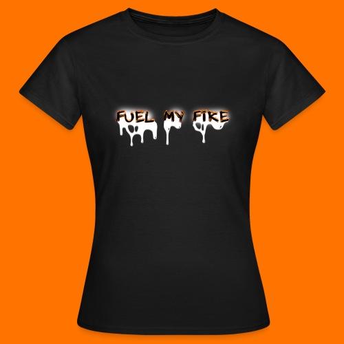 FMF splat logo (women's) - Women's T-Shirt