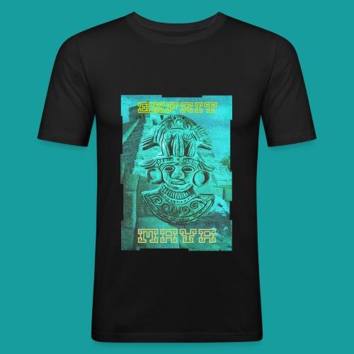 Esprit maya - T-shirt près du corps Homme