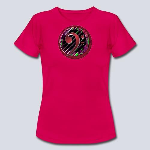 Bass clef Women's T-Shirt - Women's T-Shirt