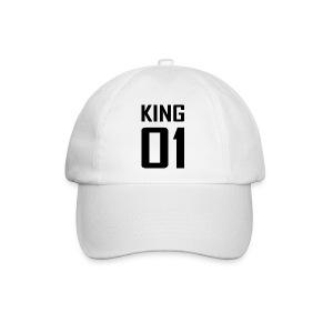 KING 01 - Baseballkappe