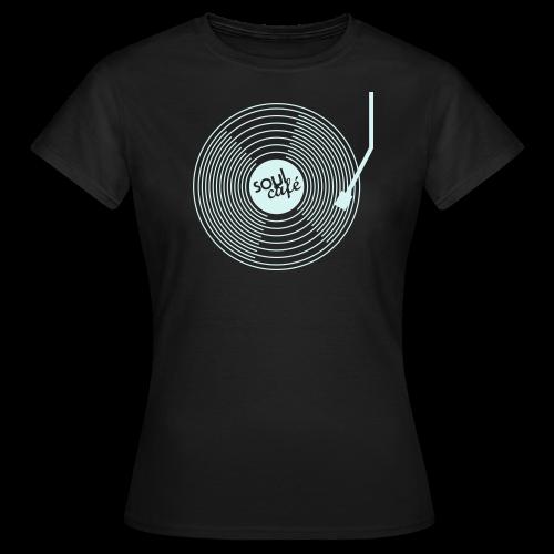 Soulcafé - Vinyl Damen - reflektierend - Frauen T-Shirt
