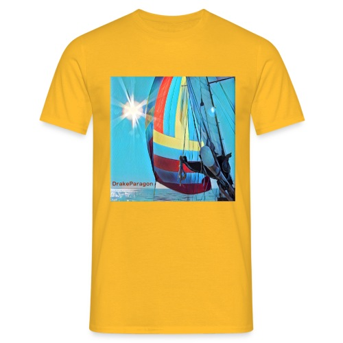 Men's T-Shirt - The Spinnaker - Men's T-Shirt