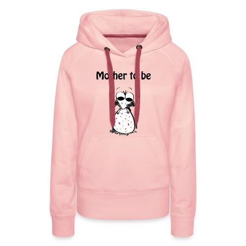 Werdende Mutter Kapuzenpullover - Frauen Premium Hoodie