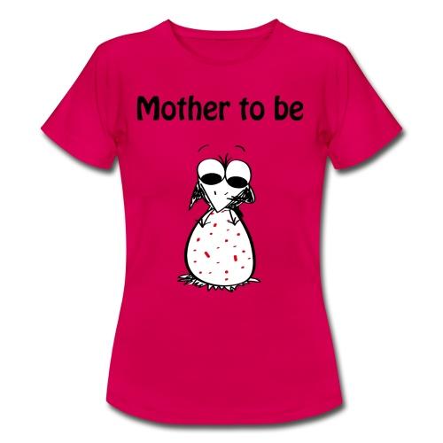Werdende Mutter T-shirt - Frauen T-Shirt