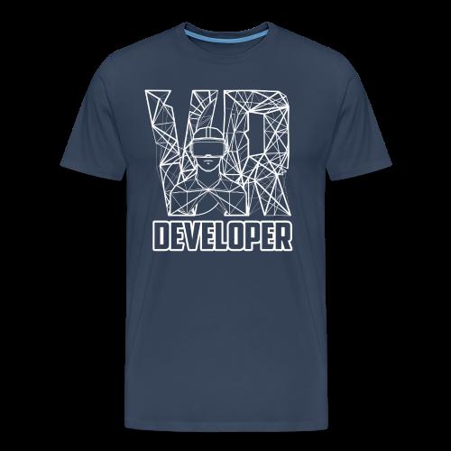 VR Developer - Männer Premium T-Shirt