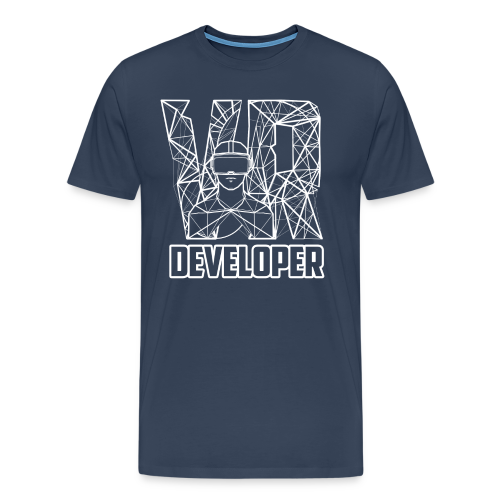 VR Developer - Männer Premium T-Shirt