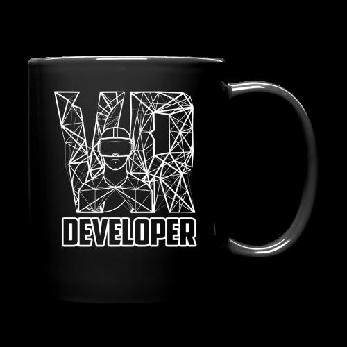VR Developer - Tasse einfarbig