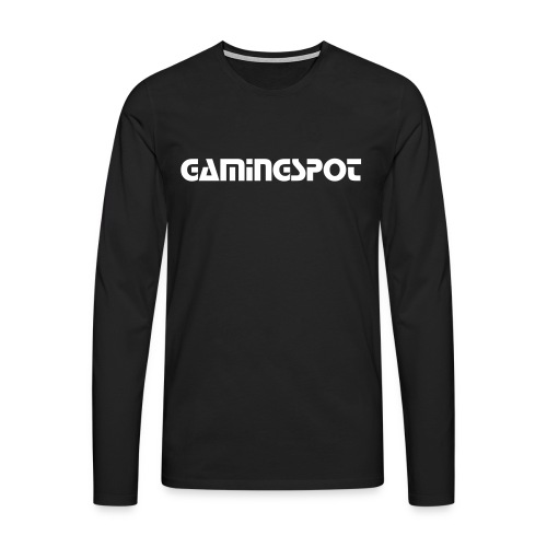 GameSpot Shirt - Men's Premium Longsleeve Shirt