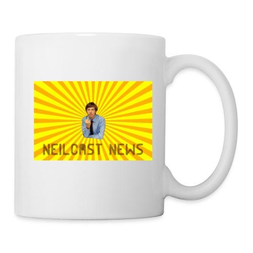 NeilCast News Mug - Mug
