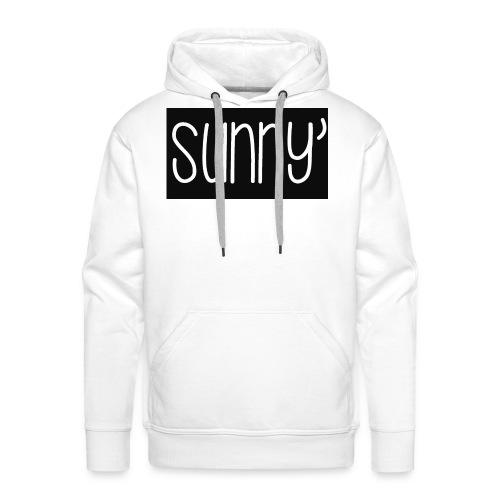Sunny' Pullover - Männer Premium Hoodie