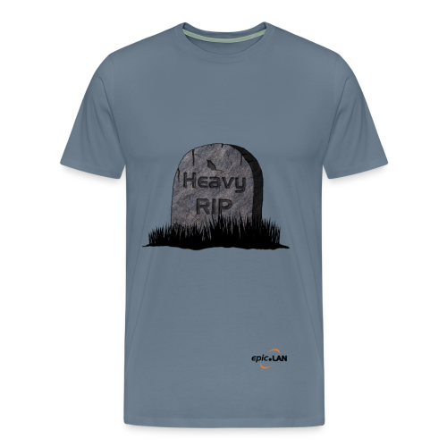 Heavy RIP Blue - Men's Premium T-Shirt