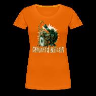 T-Shirts ~ Women's Premium T-Shirt ~ Drum-o-rilla