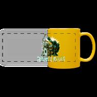 Mugs & Drinkware ~ Full Color Panoramic Mug ~ Drum-o-rilla