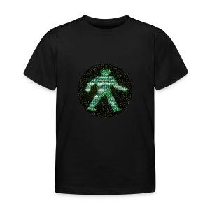space raiders greenman (Kid's) - Kids' T-Shirt