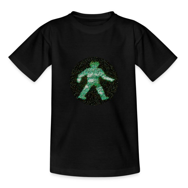 space raiders greenman (Kid's)