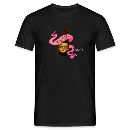 Logo L'Intestin Bière - T-shirt Homme