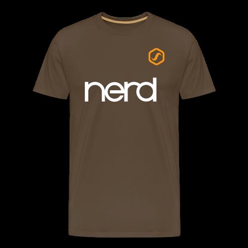 SoS T-Shirt - Nord Nerd - Männer Premium T-Shirt