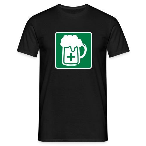 Pharmacie Bière - T-shirt Homme