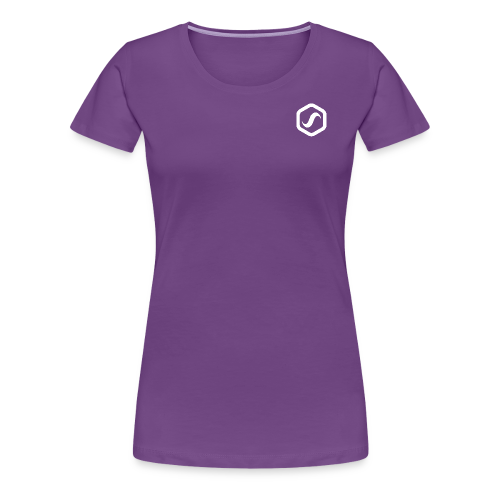 SoS T-Shirt - Woman - Frauen Premium T-Shirt