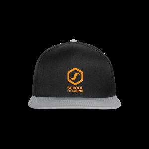 SoS Cape - SoS Logo - Snapback Cap