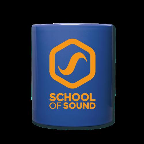 SoS Tasse - SoS Logo - Tasse einfarbig