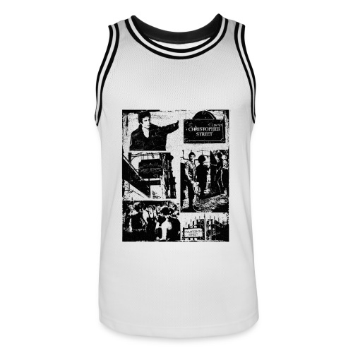 Cruising - Men's Basketball Jersey