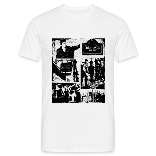 Cruising - Men's T-Shirt