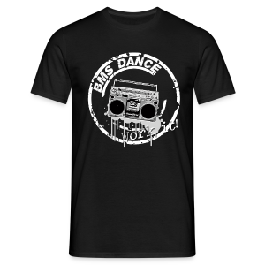 BMS DANCE Men's shirt - Mannen T-shirt