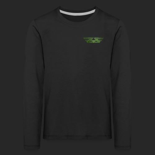 Langarm Shirt - Kinder Premium Langarmshirt