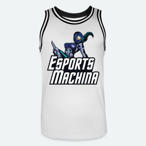 Esports Machina Basketball Shirt - Men's Basketball Jersey