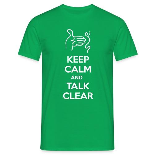 Keep Calm - hombre - Camiseta hombre