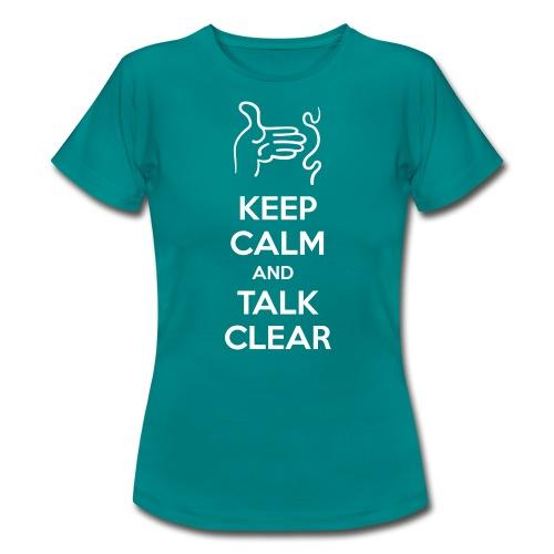 Keep Calm - mujer - Camiseta mujer