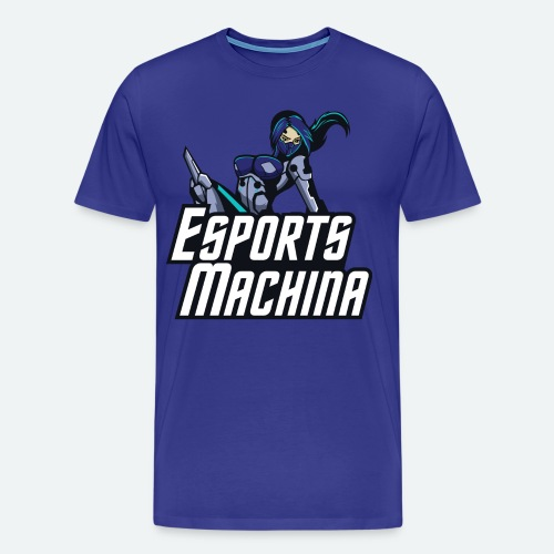 Esports Machina T-Shirt - Men's Premium T-Shirt