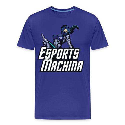 Esports Machina T-Shirt - Miesten premium t-paita