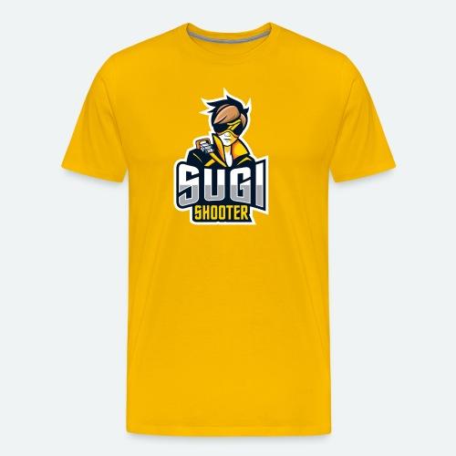 Sugi Shooter Orange Shirt - Men's Premium T-Shirt