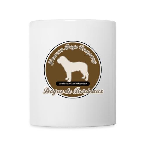 Dogue de Bordeaux Company - Mug blanc