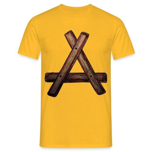 WOOD RUNE - Männer T-Shirt