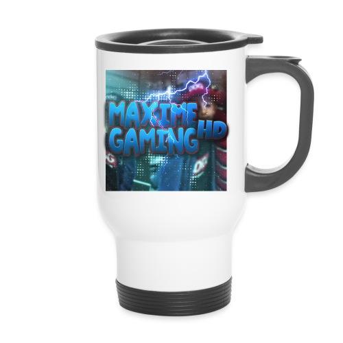 Maxime Gaming HD Travel Mug - Travel Mug